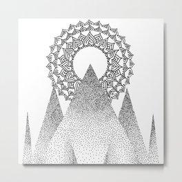 Refuge original Metal Print