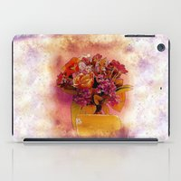 flora iPad Cases featuring Flora  by Music of the Heart