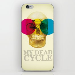 CYCLE iPhone Skin