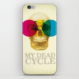 CYCLE iPhone Skin