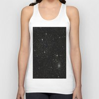 universe Tank Tops featuring Universe  by Jaylin F.