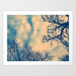 Treevision Art Print