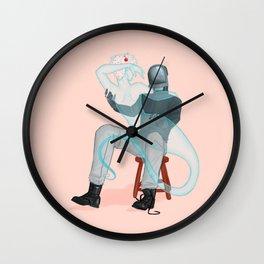 Robocakes Wall Clock