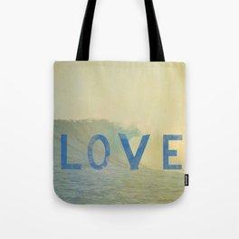 love surf Tote Bag