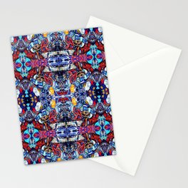 4 Square -281 Stationery Cards