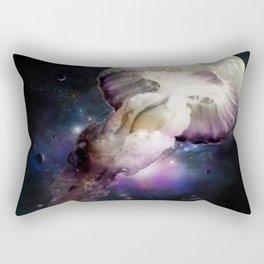 Cosmic Anomaly Rectangular Pillow