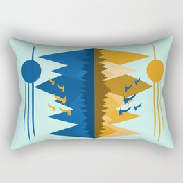 Flying South Rectangular Pillow