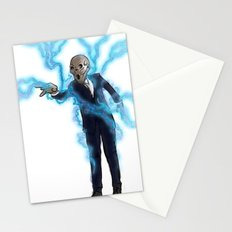 Silence Will Fall Stationery Cards