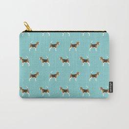 Beagle Design - beagle pillow beagle phone case beagle home decor Carry-All Pouch