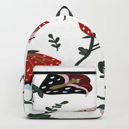 Whimsical Florals Backpack