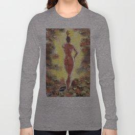 Towards the light Long Sleeve T-shirt