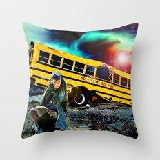A Better Tomorrow Throw Pillow
