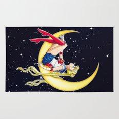 Pretty Guardian Sailor Moon Rug