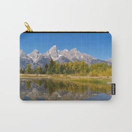 The Snake River and the Tetons Carry-All Pouch