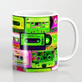 Cassetes Coffee Mug