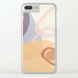 Unchained  #society6 #buyart #decor Clear iPhone Case