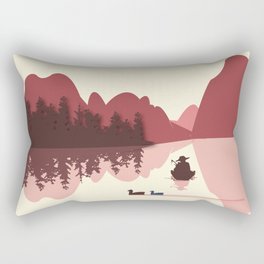 My Nature Collection No. 70 Rectangular Pillow