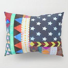 Boho America Pillow Sham