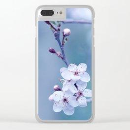 hope springs eternal Clear iPhone Case