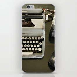 State of tech iPhone Skin