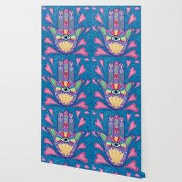 Lucky Hand of Fatima Wallpaper