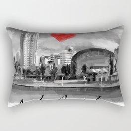 I love Adelaide Rectangular Pillow