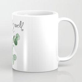 All Shall Be Well Coffee Mug