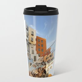 The Ray and Maria Stata Center Travel Mug