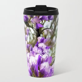 Mountain Laurel Window Travel Mug