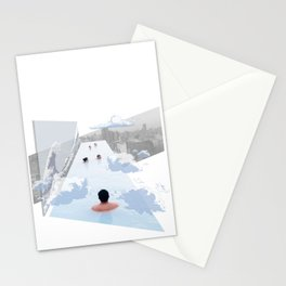 Tokyo Onsen Stationery Cards