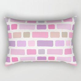 bricks (4) Rectangular Pillow