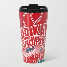 Mario Kart 8 Champion Travel Mug