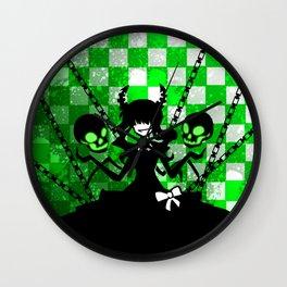 Dead Master Wall Clock