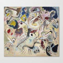 Wassily Kandinsky - Skizze Canvas Print