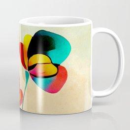 Exotic Watercolor Flower Coffee Mug