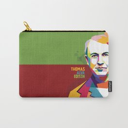 Thomas Alva Edison Carry-All Pouch