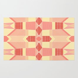 Deco Ombre Lines Rug