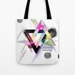 Alien Star Tote Bag