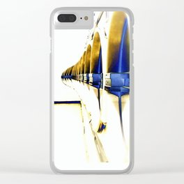 Dryers in the Hotel California Clear iPhone Case
