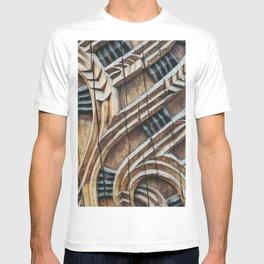 A Maori Carving T-shirt