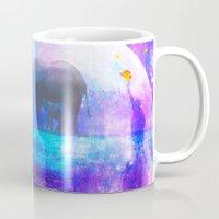 paradise Mugs featuring paradise by haroulita