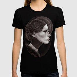 """""""The Black Dahlia"""" T-shirt"""