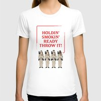 ghostbusters T-shirts featuring Ghostbusters Quote by V.L4B