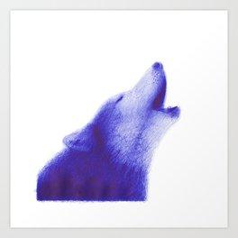 Animal N.4 Art Print