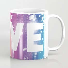 For Love - White Background Coffee Mug