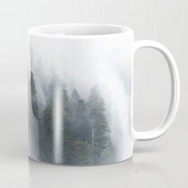 Redwood National Park Forest Fog Coffee Mug