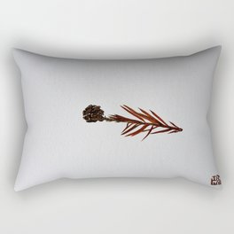 Sequoia Sempervirens- 11 Nov  Rectangular Pillow