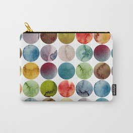 Paint pattern Carry-All Pouch