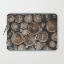 Wood pattern Laptop Sleeve