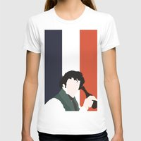 grantaire T-shirts featuring GRANTAIRE – LES MISÉRABLES by K. Frank